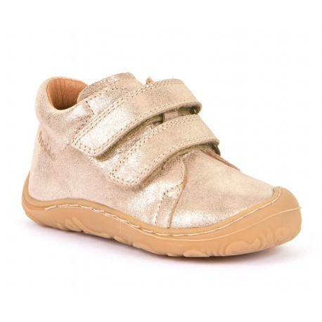 Chaussures souples Slim gold