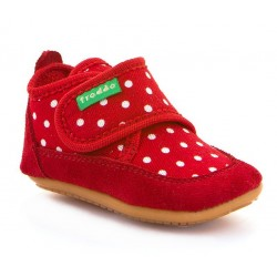 Chaussons souples red