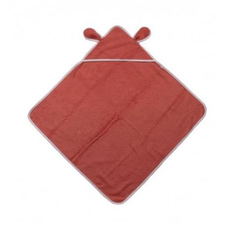 Sortie de bain coton bio Cayenne