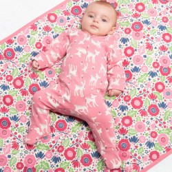 Pyjama coton bio Zip Little