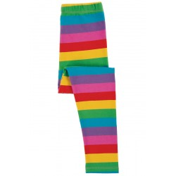 Leggings coton bio Stripe