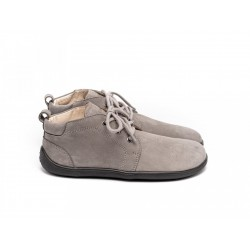 Barefoot Shoes Icon Pebble Gris Vue de Côté