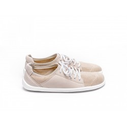 Barefoot Sneakers Ace White Vue de Côté