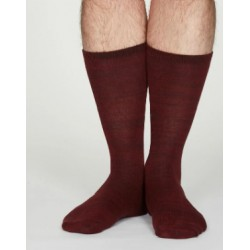 Chaussettes coton bio Luther