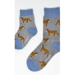 Coffret 4 paires chaussettes zoological