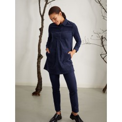 Pantalon coton bio Omelia trousers