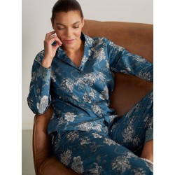 Haut de Pyjama en coton biologique Ellis