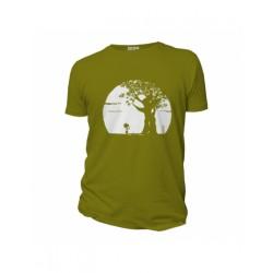 Tee-shirt coton bio Pousse