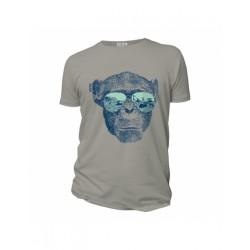 Tee-shirt coton bio Homo Eradicus S