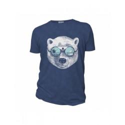 Tee-shirt coton bio La peau de l'ours S