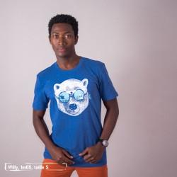 Tee-shirt coton bio La peau de l'ours