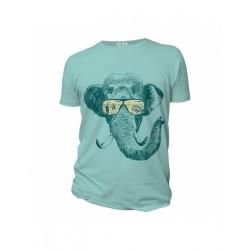 Tee-shirt coton bio Memoire d'éléphant