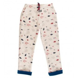 Pantalon coton bio Autumn