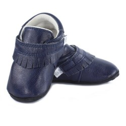 Chaussures souples cuir Enzo