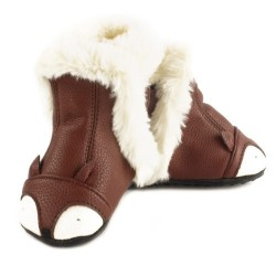 Boots souples cuir Smith