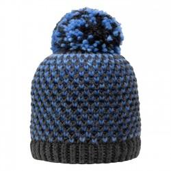 Bonnet laine Mérinos Augustenberg Bleu