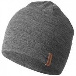 Bonnet laine Merinos Cap Gris
