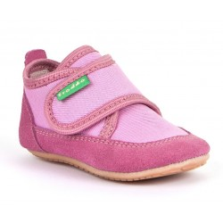 Chaussons souples pink
