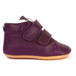 Boots fourrées Prewalkers purpule