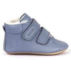 Boots fourrées Prewalkers light grey