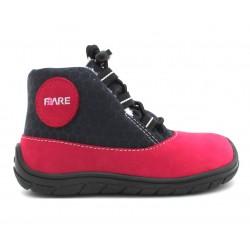 Fare Bare Boots fourrées Sibérie