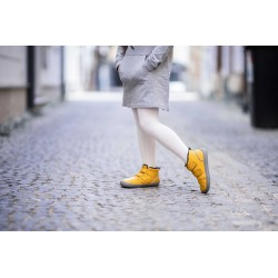 Kids barefoot winter Penguin Wellow