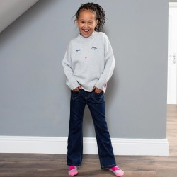 Jeans coton bio Kick
