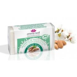Savon de toilette végétale Amande douce 100g
