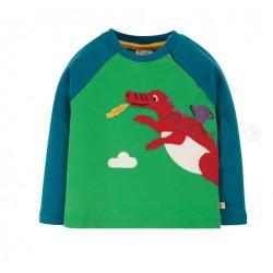 T-Shirt coton bio Dragon