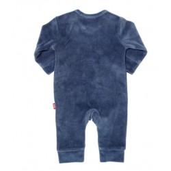 Pyjama coton bio Velours Pingouin