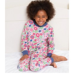 Pyjama coton bio Flora