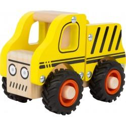 Camion de Chantier bois