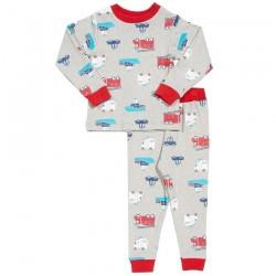 Pyjama coton bio Urgences