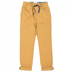 Pantalon coton bio Chinos