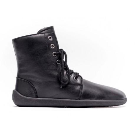Barefoot Boots Winter Black