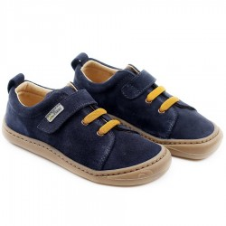 Chaussures cuir souples Harlequin Levis