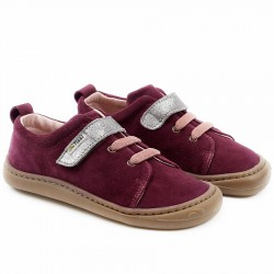 Chaussures cuir souples Harlequin Amarant