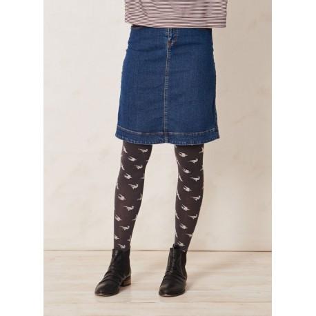 jupe coton bio jeans braintree