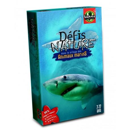 Défis nature dans le sillage des animaux marins