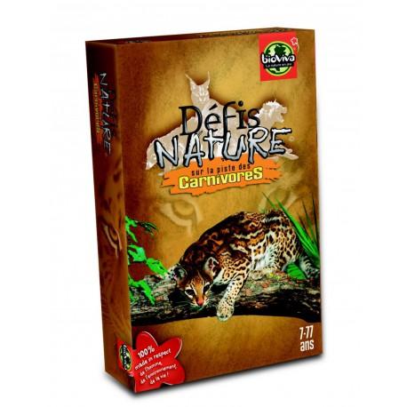 Bioviva Défis Nature Carnivore