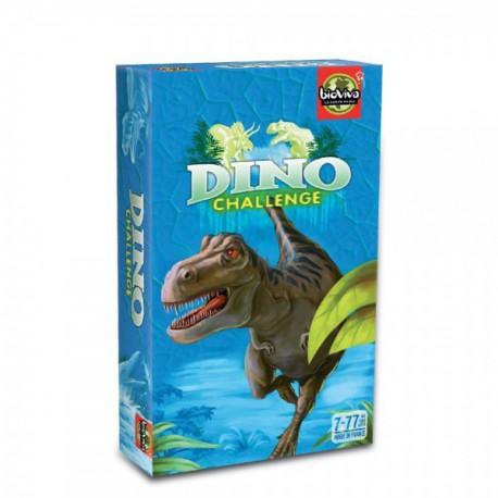 Dino Challenge Bleu