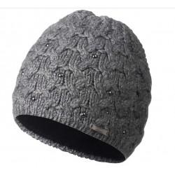 Bonnet laine Mérinos Roteck Gris