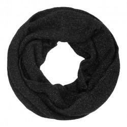 Tour de cou laine Cachemire Noir