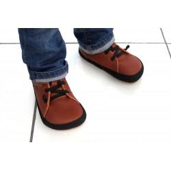 Barefoot Cuir Moka