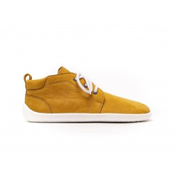 Barefoot Shoes Icon Mustard