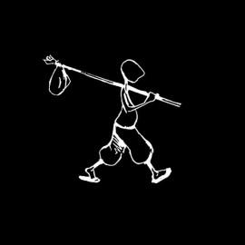 Polo Oslo noir Quat'Rues