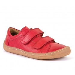 Chaussures barefoot red