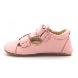 Sandales Prewalkers pink