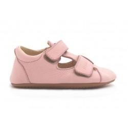 Sandales Prewalkers light pink