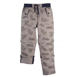 Pantalon Modulable coton bio Tigre